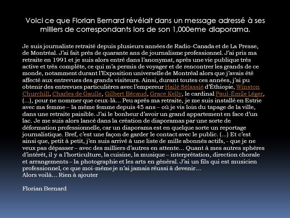En ce jour du 1 er Novembre 2007 À la mémoire de lhomme et de ses œuvres.