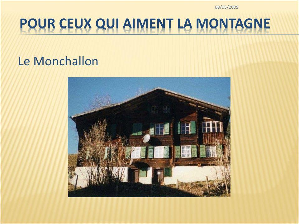 Le Monchallon