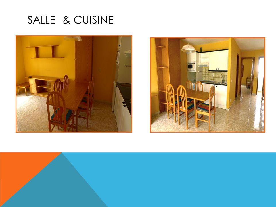 SALLE & CUISINE