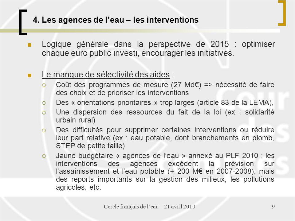 Cercle français de leau – 21 avril 20109 4.
