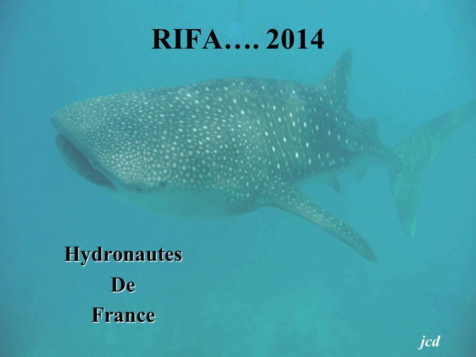 RIFA…. 2014 HydronautesDeFrance jcd