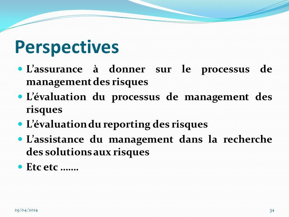 Perspectives On pourrait aussi améliorer léchantillon en intégrant le secteur non marchand, les administrations, et en intégrant des facteurs discriminant et multicritère 29/04/201435
