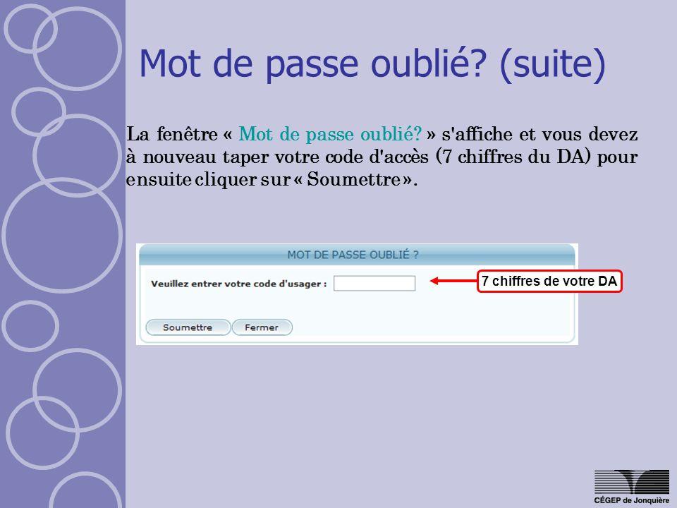 Menu : Options Cliquez sur longlet « Options » dans le menu « Mon dossier » et la fenêtre ci-dessous saffichera.