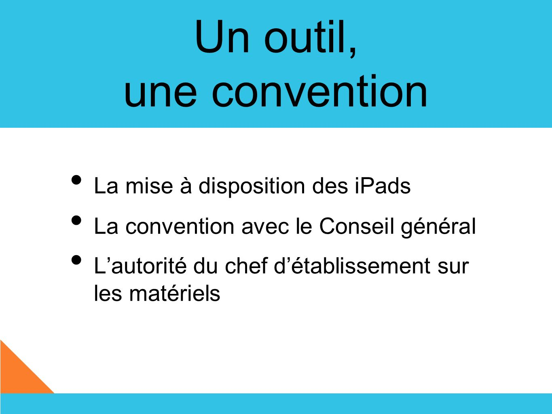 un site... ordicollege.fr Assistance et questions La convention