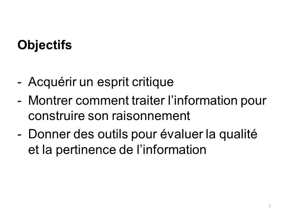 3.2.Choisir les sources appropriées Et INTERNET alors.