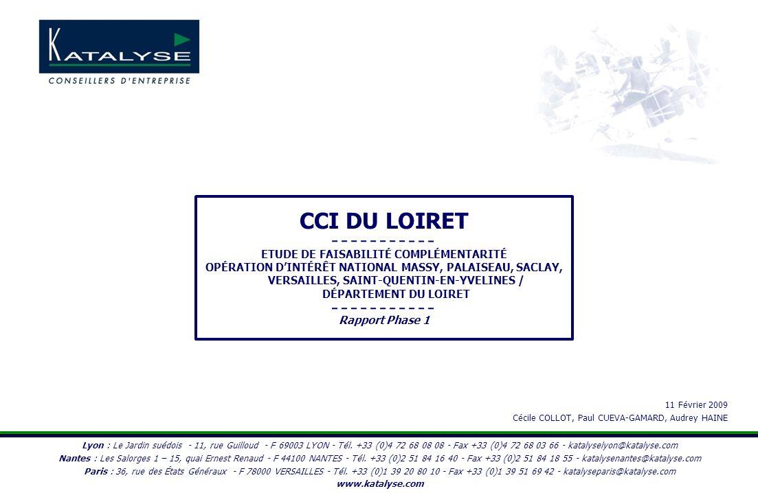 Lyon : Le Jardin suédois - 11, rue Guilloud - F 69003 LYON - Tél. +33 (0)4 72 68 08 08 - Fax +33 (0)4 72 68 03 66 - katalyselyon@katalyse.com Nantes :