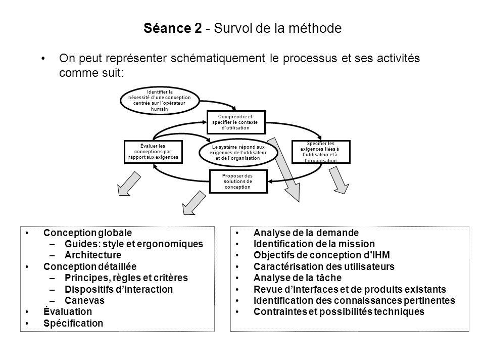 Séances 8-9 - Recommandations – accessibilité WWW Web Content Accessibility Guidelines 1.0 (W3C Recommendation) 1.