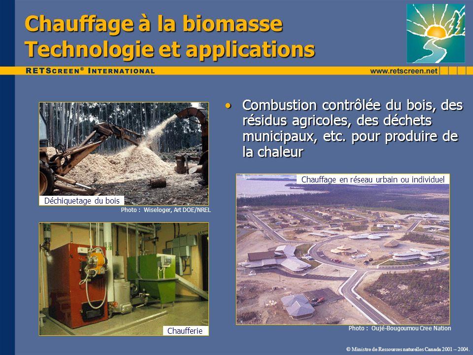 Chauffage à la biomasse Technologie et applications Déchiquetage du bois Chaufferie Chauffage en réseau urbain ou individuel Photo : Wiseloger, Art DO