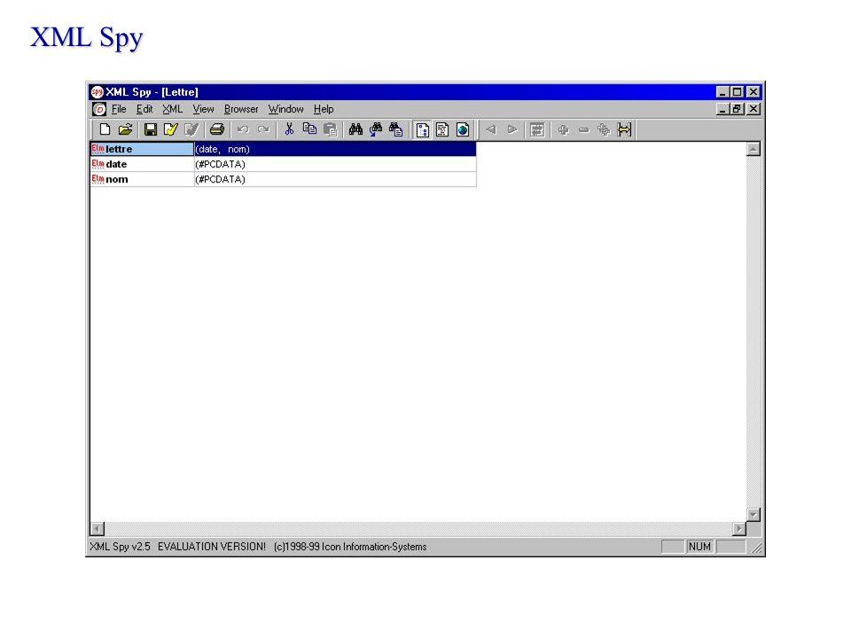 XML Spy