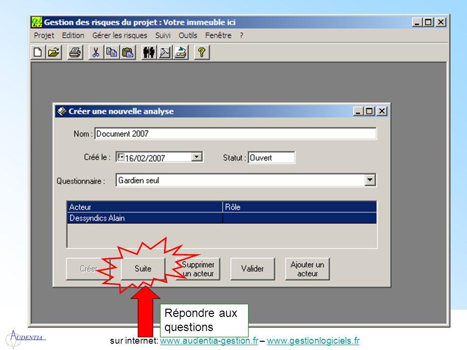 http://www.accompagnement-info.com/ sur internet: www.audentia-gestion.fr – www.gestionlogiciels.frwww.audentia-gestion.frwww.gestionlogiciels.fr Répo