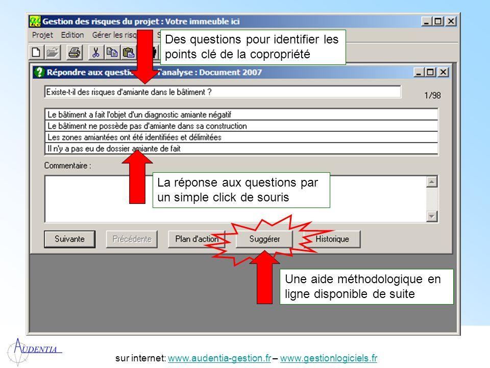 http://www.accompagnement-info.com/ sur internet: www.audentia-gestion.fr – www.gestionlogiciels.frwww.audentia-gestion.frwww.gestionlogiciels.fr Des