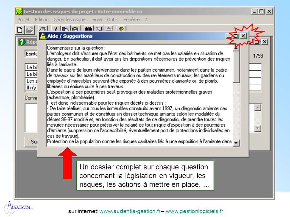 http://www.accompagnement-info.com/ sur internet: www.audentia-gestion.fr – www.gestionlogiciels.frwww.audentia-gestion.frwww.gestionlogiciels.fr Un d