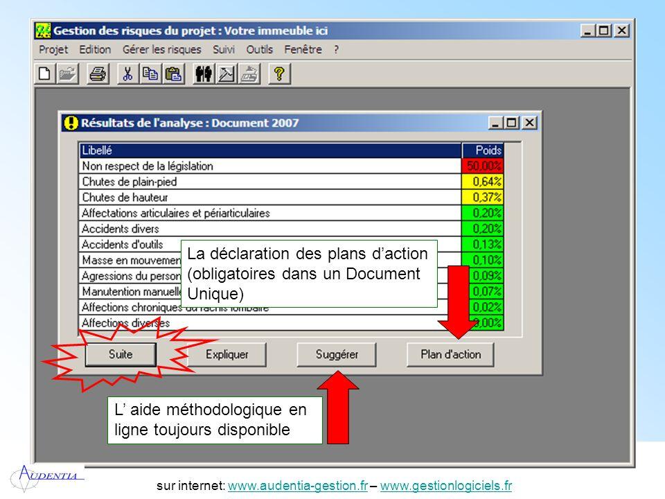 http://www.accompagnement-info.com/ sur internet: www.audentia-gestion.fr – www.gestionlogiciels.frwww.audentia-gestion.frwww.gestionlogiciels.fr L ai