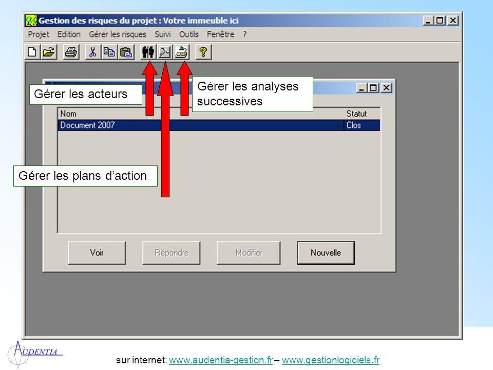 http://www.accompagnement-info.com/ sur internet: www.audentia-gestion.fr – www.gestionlogiciels.frwww.audentia-gestion.frwww.gestionlogiciels.fr Gére