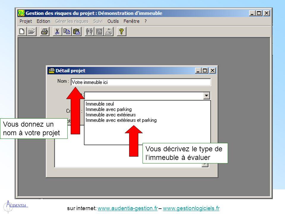 http://www.accompagnement-info.com/ Des explications fournies sur les problèmes générés par la réponse Des suggestions de plans daction pour trouver une solution sur internet: www.audentia-gestion.fr – www.gestionlogiciels.frwww.audentia-gestion.frwww.gestionlogiciels.fr