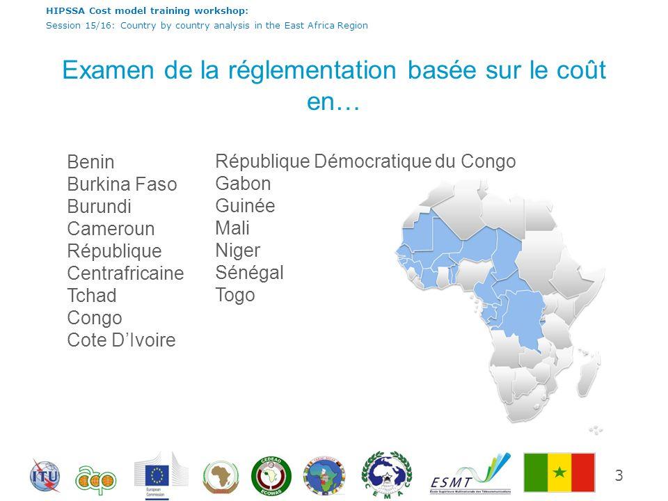 HIPSSA Cost model training workshop: Session 15/16: Country by country analysis in the East Africa Region République Démocratique du Congo - Résumé 24