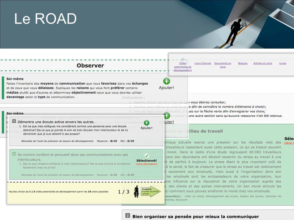 Le ROAD