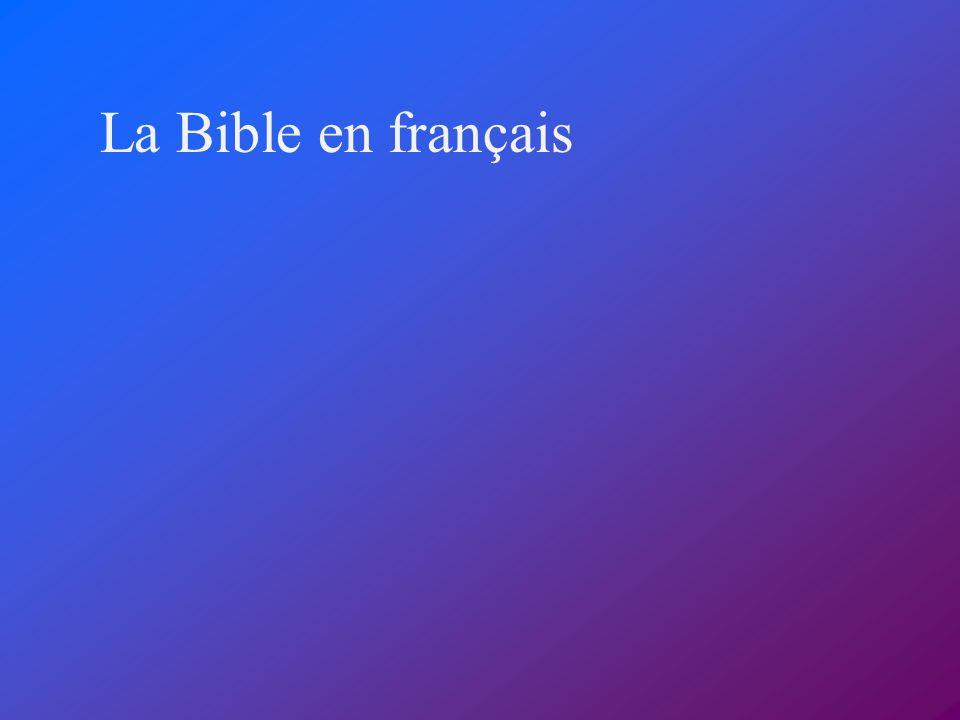 Marc 1.4 Parole de vie (en français fondamental) Genève 1979, Colombe Ainsi Jean Baptiste vient dans le désert.
