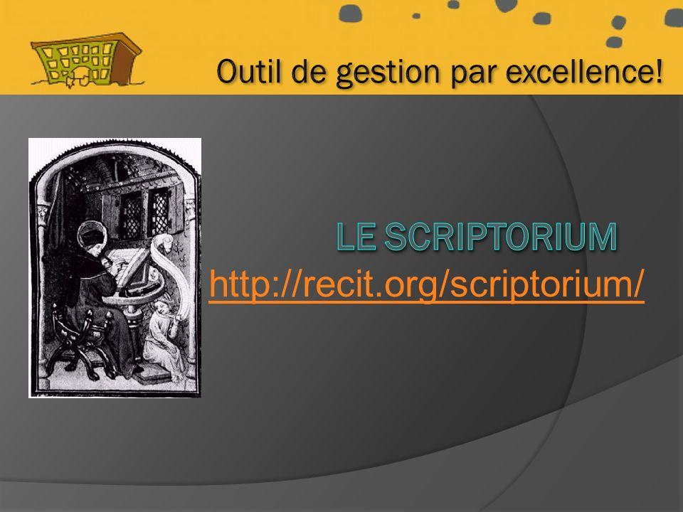 http://recit.org/lescriptorium/ Pour accéder à votre compte