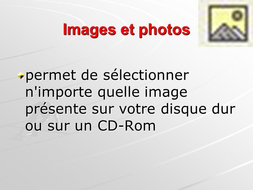 Images clipart Un Clipart est une image que vous ne pouvez pas modifier