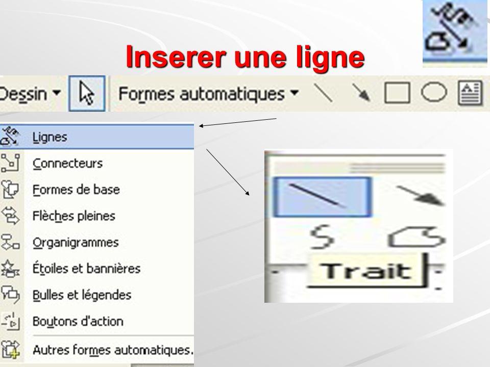 Fichiers multimédia PowerPoint permet également d'insérer des sons, films,... en sélectionnant