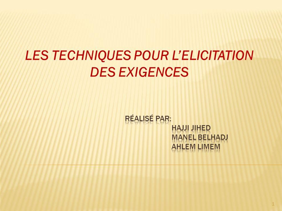 I. Introduction II. But III. Techniques IV. Avantages/ Inconvénients V. Conclusion 2