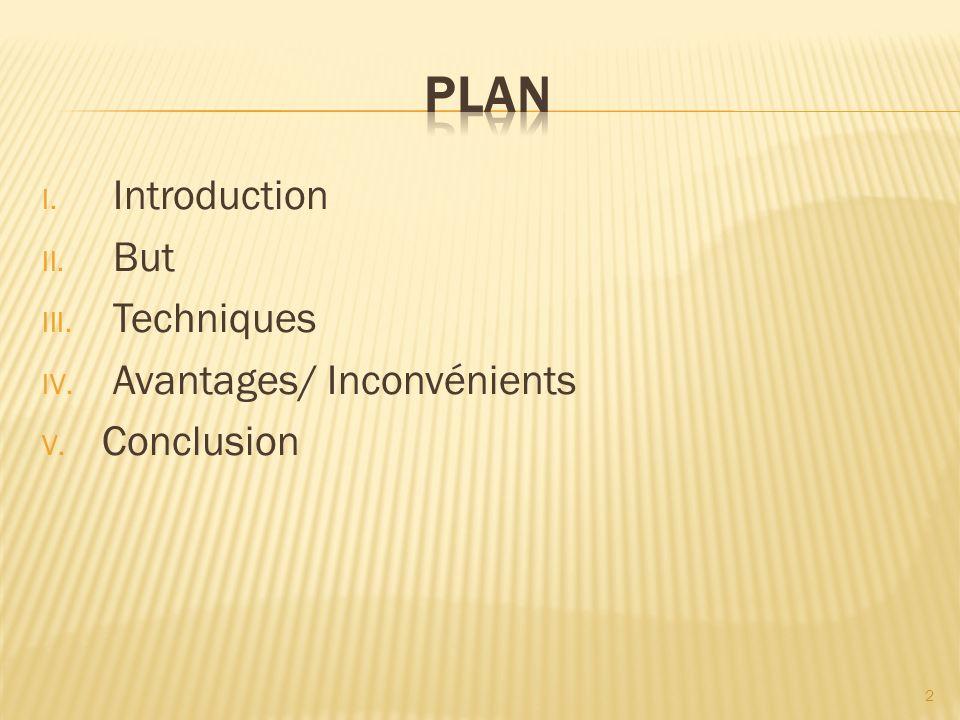 Les principales caractéristiques de notre approche peuvent être résumées comme suit.