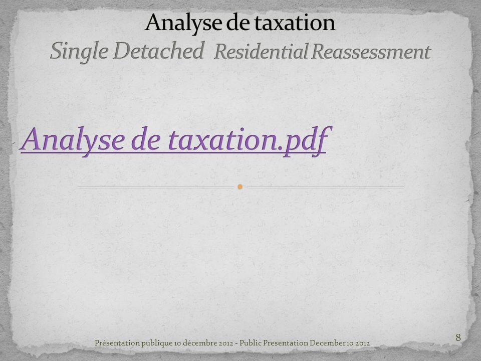 Présentation publique 10 décembre 2012 - Public Presentation December 10 2012 29