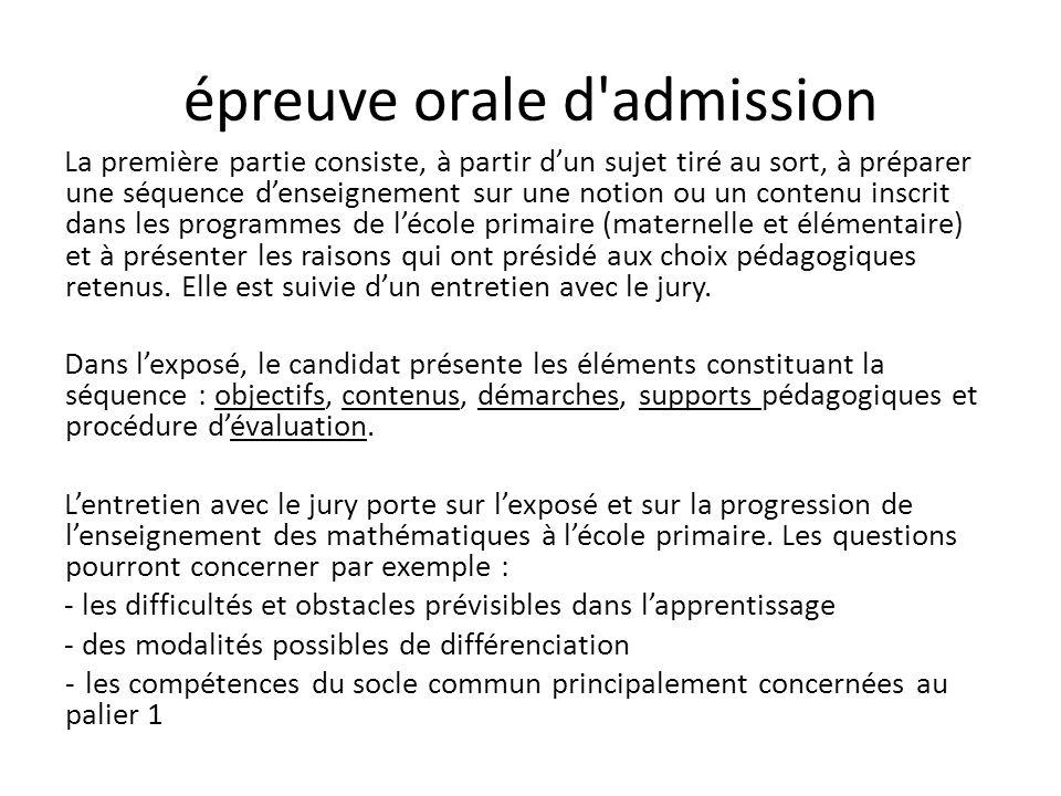 documentation autorisée Conformément au texte définissant lépreuve, le candidat doit disposer dune documentation en salle de préparation.