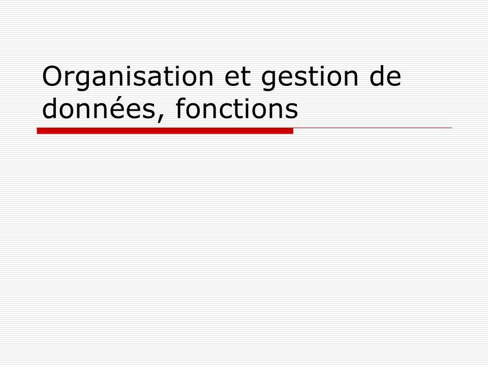 Chronologie des apprentissages La notion de fonction, du cycle 3 à la troisième La notion de fonction, du cycle 3 à la troisième
