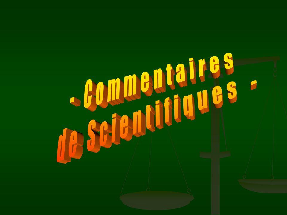 COMMENTAIRES SUR LE CORAN PAR DIFFERENTS SCIENTIFIQUES...