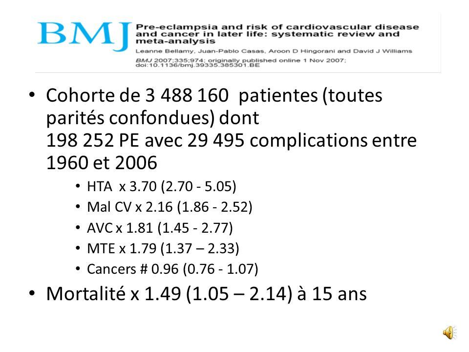 G1-) Il nest pas recommandé de pratiquer un bilan de thrombophilie héréditaire, sauf dans l'un des cas suivants : – 1/antécédents personnels ou famili