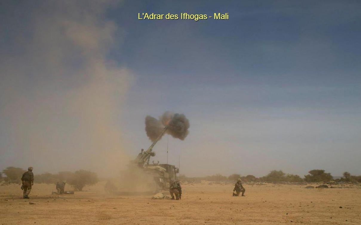 L'Adrar des Ifhogas - Mali