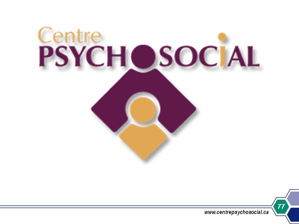 77 www.centrepsychosocial.ca