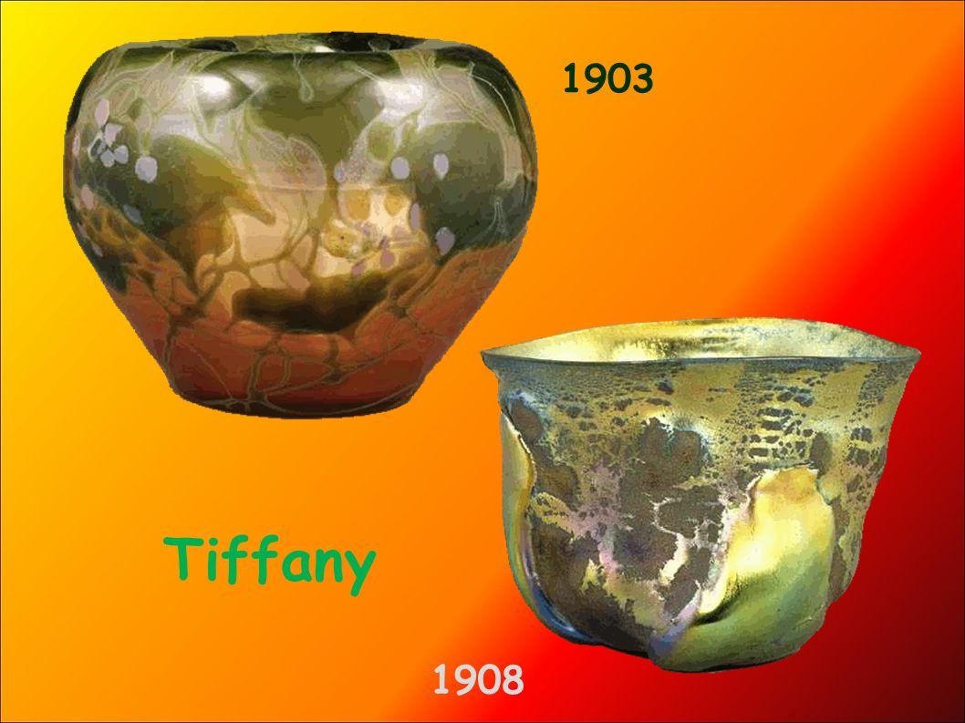Tiffany 1908 1903