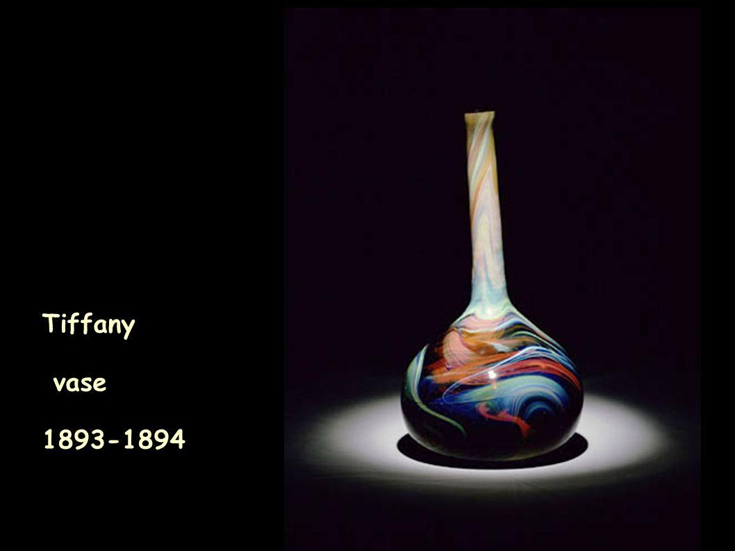 Tiffany vase 1893-1894