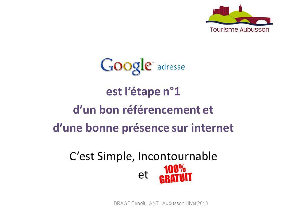 Cliquer sur « référencez Votre entreprise sur Google Maps »