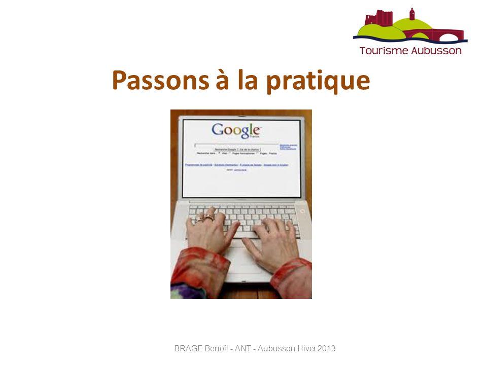 Etape 1 : Créer son compte GOOGLE Rendez-vous sur www.