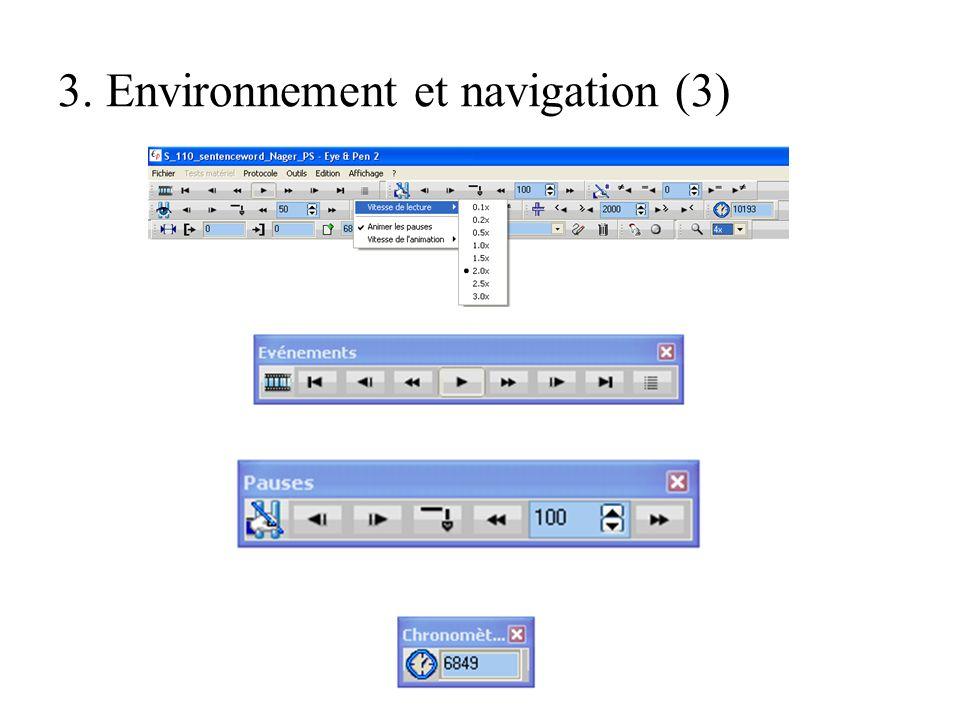 3. Environnement et navigation (3)