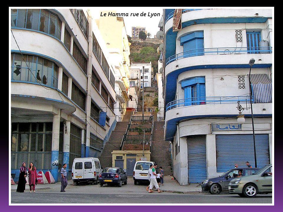 Le Hamma rue de Lyon