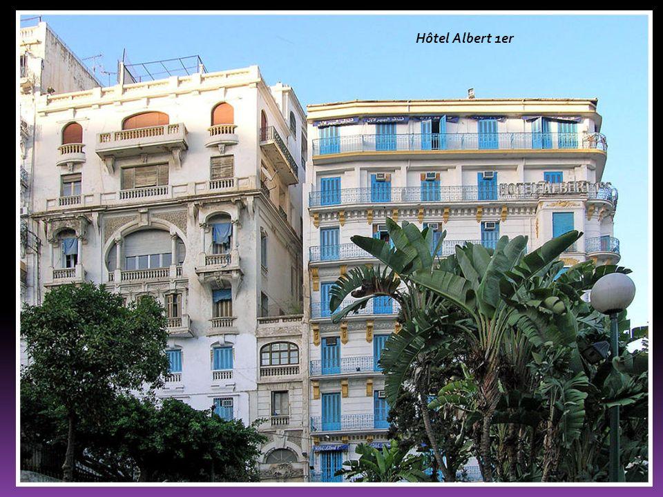 Hôtel Albert 1er