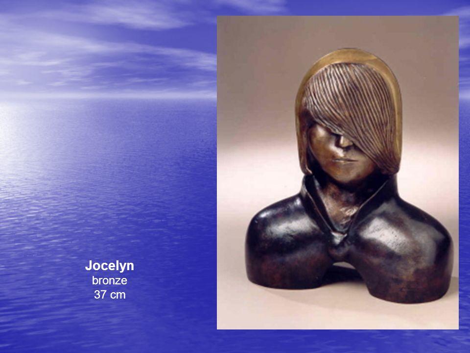 Jocelyn bronze 37 cm