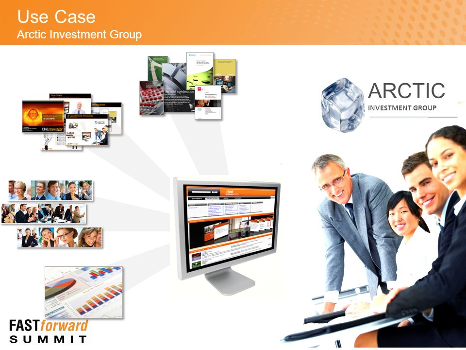 Use Case Arctic Investment Group ARCTIC INVESTMENT GROUP