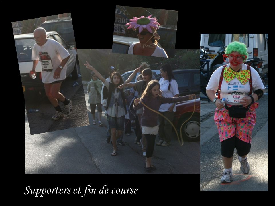 Supporters et fin de course