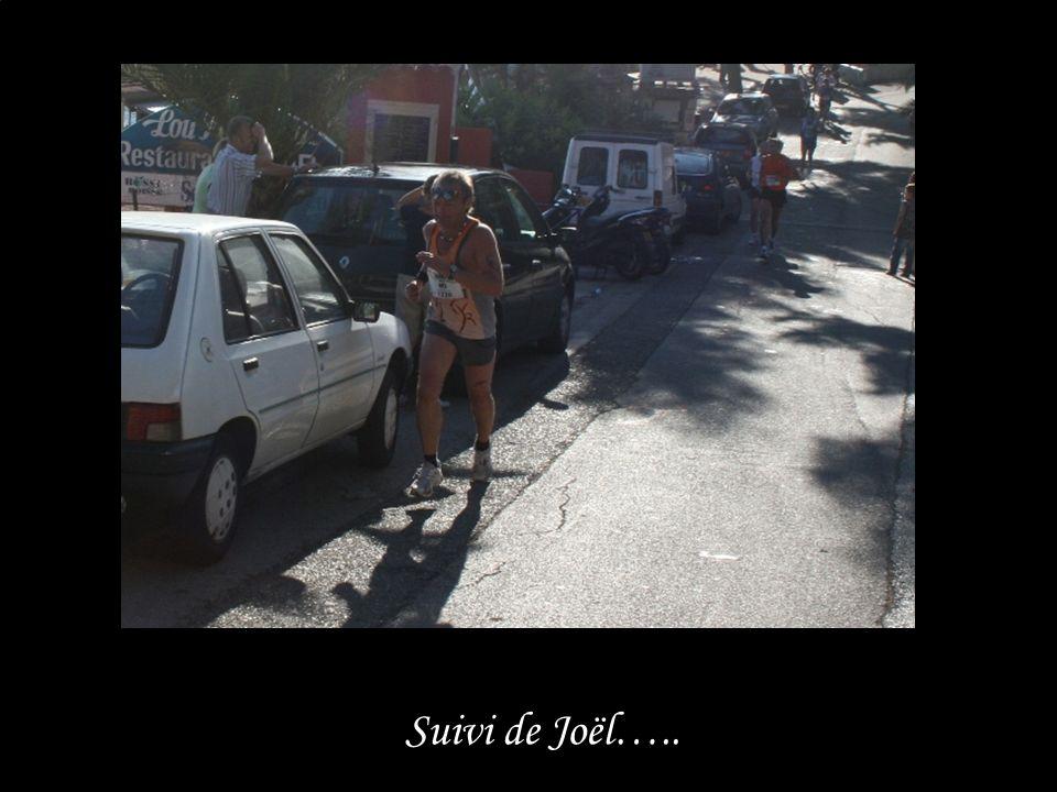 Suivi de Joël…..