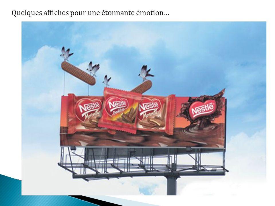 Quelques affiches pour une étonnante émotion…