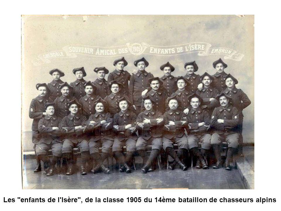 Hiver 1914-1915.
