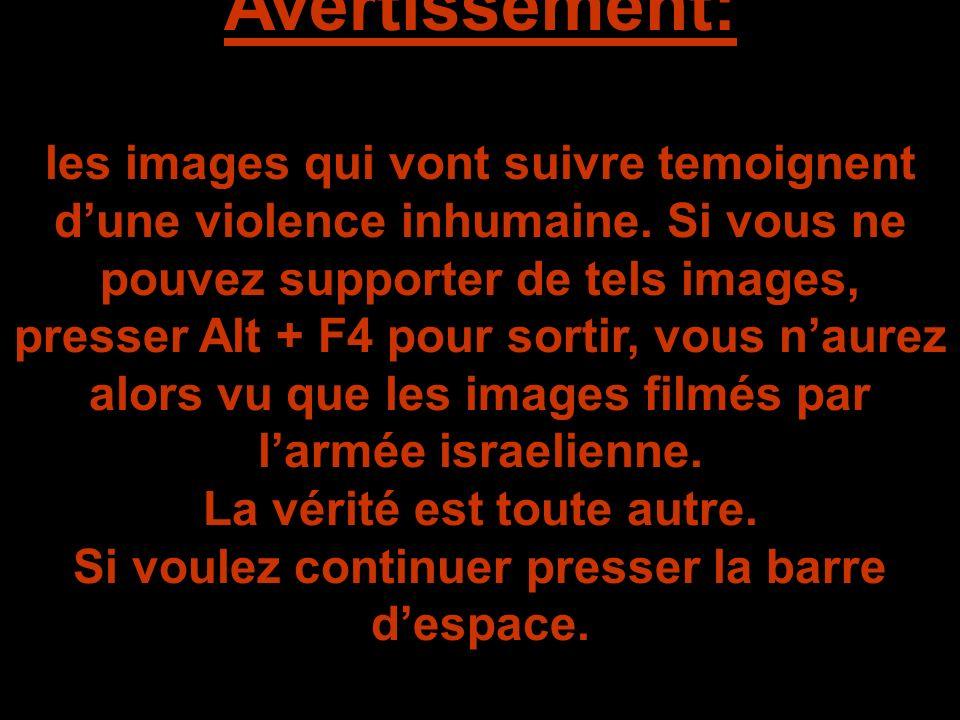 Avertissement: les images qui vont suivre temoignent dune violence inhumaine. Si vous ne pouvez supporter de tels images, presser Alt + F4 pour sortir