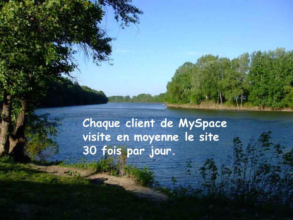 si MySpace.com était un pays, il aurait plus dhabitants que la plupart des pays de la planète !