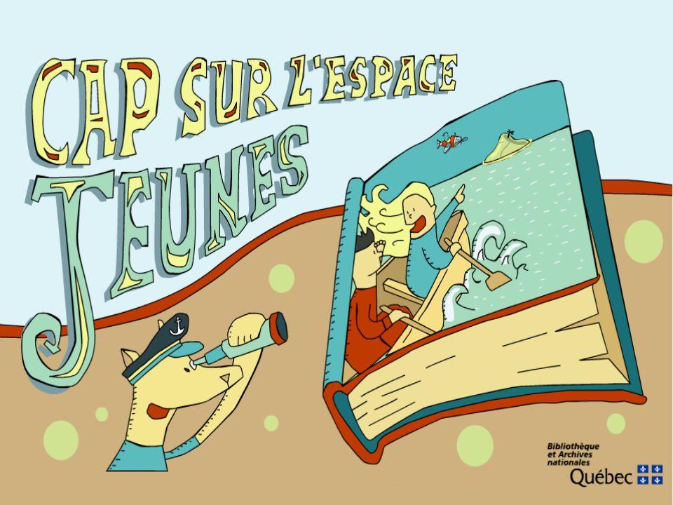 Faire découvrir des œuvres littéraires québécoises et étrangères ainsi que les artisans de la littérature pour la jeunesse.